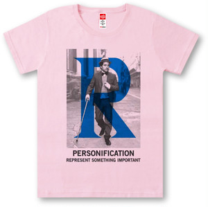 #397 Tシャツ PERSONIFICATION/PNK