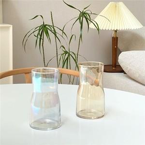 オーロラフラワーベース(花瓶) R1275
