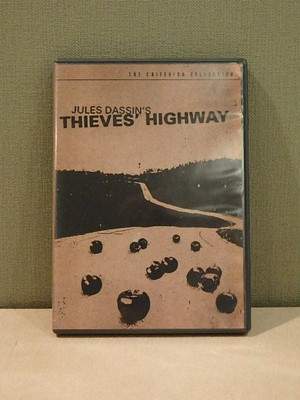 【dvd】THIEVES HIGHWAY/ジョールズ・ダッシン(JULES DASSIN)