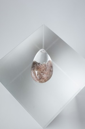 Garden Quartz Pendant Top - 004