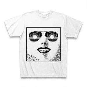 カラザイルTシャツ(白)