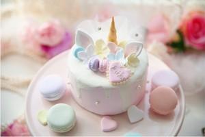 ユニコーン ベビーケーキ
