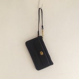 -dead stock- COACH leather pouch