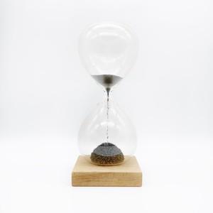 砂鉄の砂時計