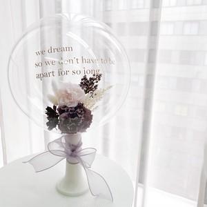 Bubble bouquet-Fiore-