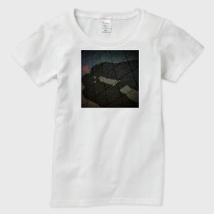 本当の気持ち レディースTシャツ 白