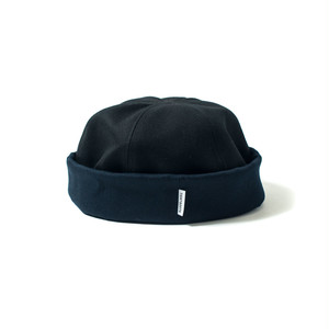 Tightbooth COTTON ROLL CAP BLACK NAVY タイトブース キャップ