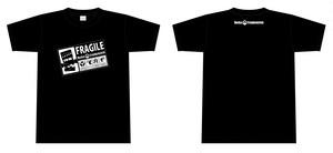 ロカ★フラ FragileTシャツ