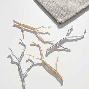 Twigs Hair Pins Set / 2 Colors