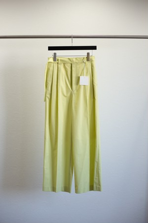 Rito/Cotton Silk Pants