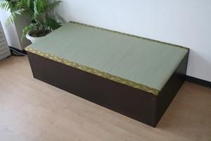 高床式ユニット畳(1畳タイプ)低ホルムアルデヒド・日本製 FM002DBR