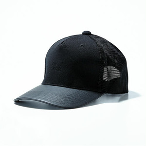 VERDE MESH AROMA CAP(ヴェルデ メッシュ アロマキャップ) BLACK/BLACK