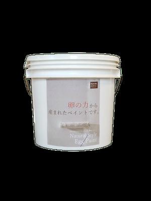 無料サンプルプレゼント中! ≪10㎡用≫エッグペイント 4kg缶