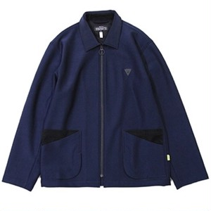 quolt /  W-POCKET JACKET / NAVY