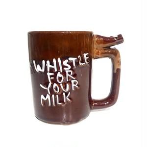 WHISTLE FOR YOUR MILK MUG (SA059)