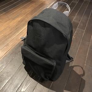 natural blacks arch logo Day Bag