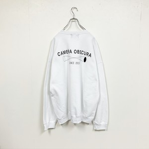 LOGO SWEAT(WHITE)