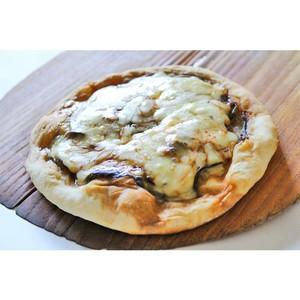 ナスみそピザ Mサイズ(24cm)冷凍ピザ