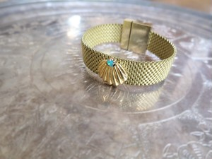 vintage bracelet shell <FMS-SH1>