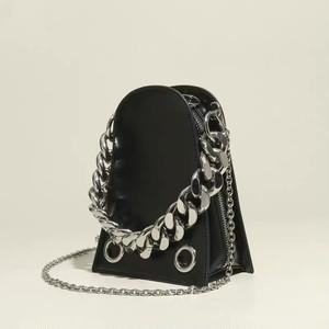thick chain bag