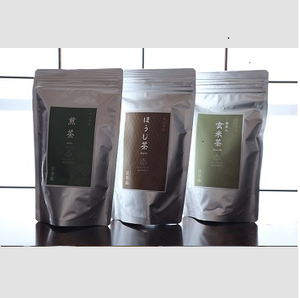 【TEABAGセット】日本茶セット(煎茶・ほうじ茶・玄米茶)牧之原茶