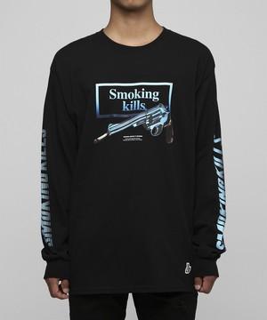 Smoking Gun Longsleeve T-shirt