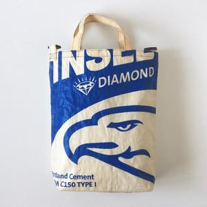 セメント袋のバッグ|Cement Sack Bag