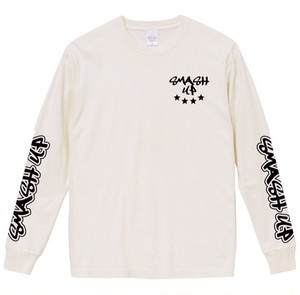 LONG SLEEVE TEE (WHITE)