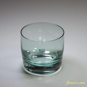 カメイグラスロックグラスグリーンT1509