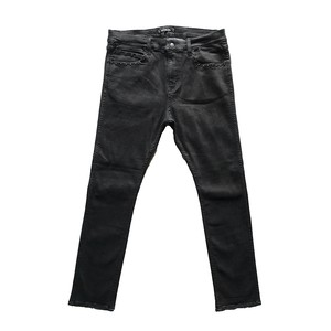 CAPTAINS HELM original #Narrow ST Black Denim Pants