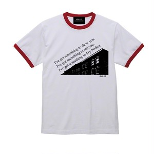 ILL IT - THE PLACE T-SHIRT (RED)
