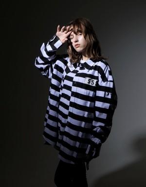 PRISONER SHIRT/プリズナーシャツ(全2種)