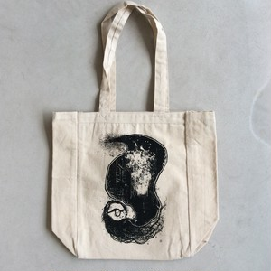 Howl Canvas Tote【MILES TO GO】