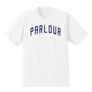 "JBP ORIGINAL "" PARLOUR TEE "" (WHITE)"