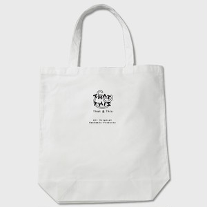 オリジナル Logoトートバッグ -キナリ-