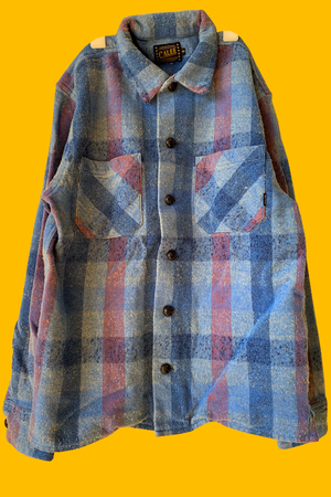 CALEE Flannel shirt