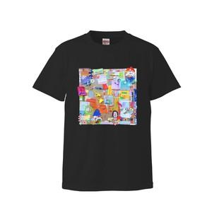 【男性用】コビトデザイナーズ47人の子どもの創作Tシャツ S~XXXL