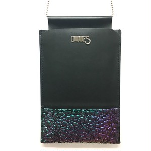 Multi PhonePochette【WaterDrop】 Maizora×Black