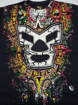 3  ドクトルワグナーJr Tシャツ サイズL メキシコ直輸入