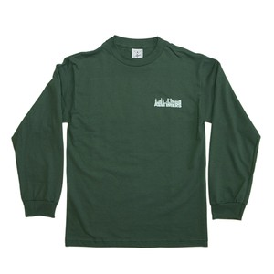 ALLTIMERS LATE L/S TEE Forest Green