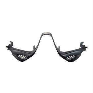 HM-R BK MX-RUSH専用 ハーフマスク