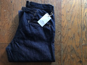 ARAN  DENIM TROUSER-1