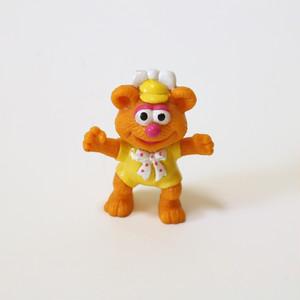 Sesame Street Baby Fozzie Bear  figure ・セサミストリート フォジー ベビーフィギア U.S.A