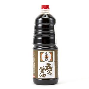 蔵元 五源醤油