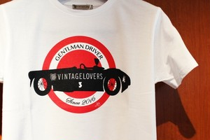 VINTAGELOVERS Print T-shirt White