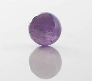タキオンPC電磁波保護アメジスト球 2cm 【サンジェルマン・コレクション】