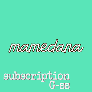 subscriptionG-ss(初回購入)