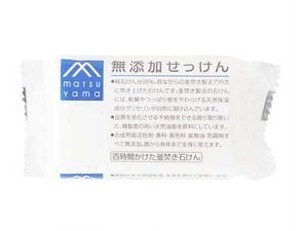 M-mark series/無添加せっけん 洗顔料
