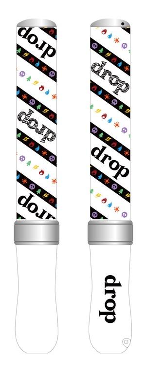 NEW dropオフィシャルサイリウム