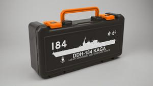 海上自衛隊 護衛艦かが (DDH-184) ツールボックス / グルーヴガレージ